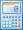 Светодиодный калькулятор яркости